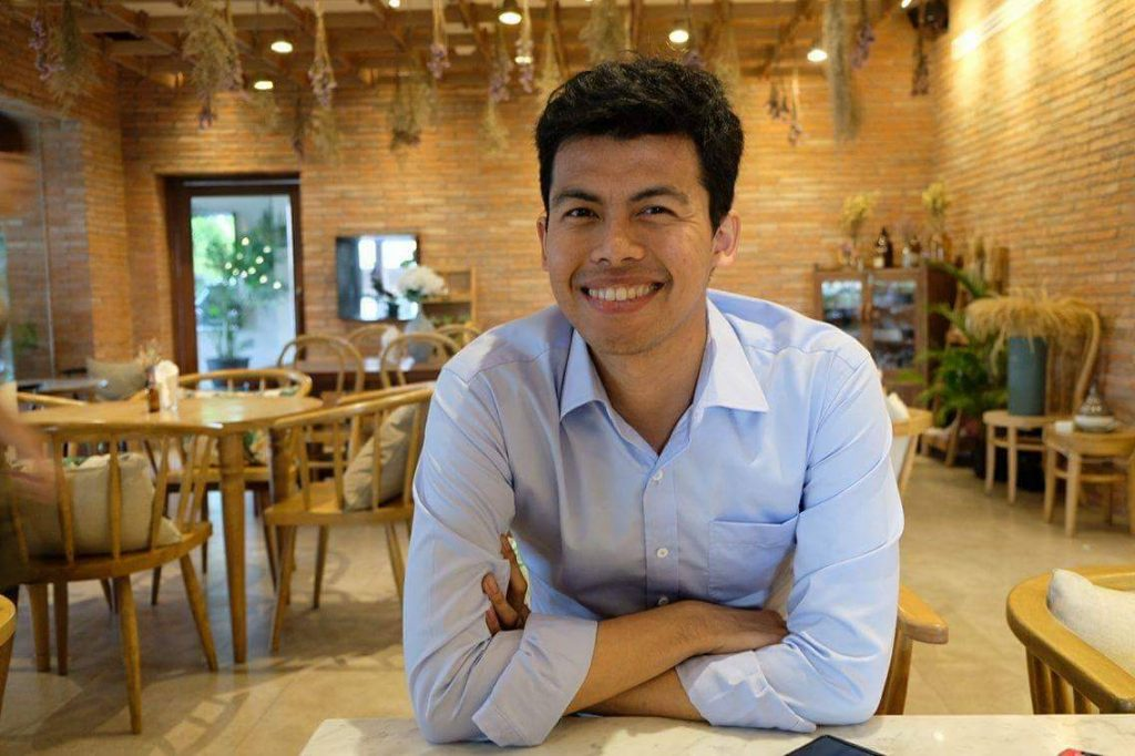 Fuadi Pitsuwan of Beanspire in Thailand